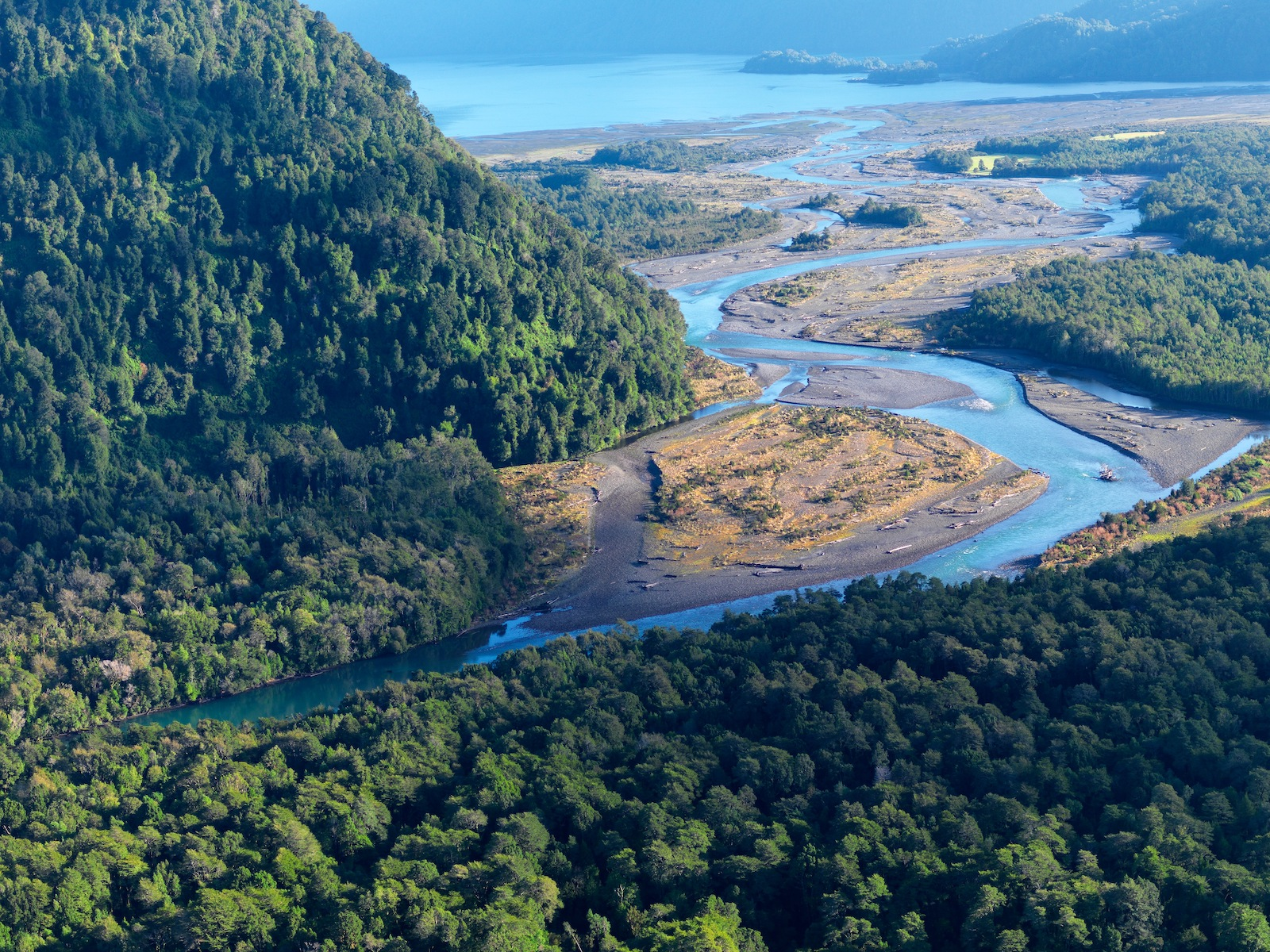 Pumalin Douglas Tompkins National Park. Photo: Tompkins Conservation