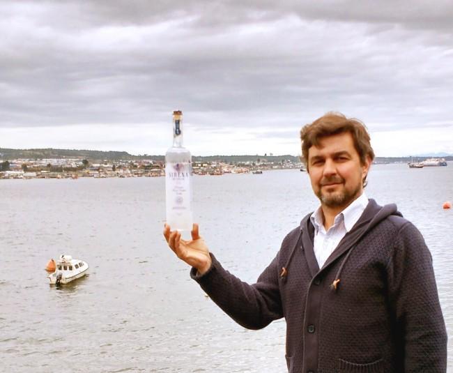Roberto Taverne. Foto: Vodka Sirena