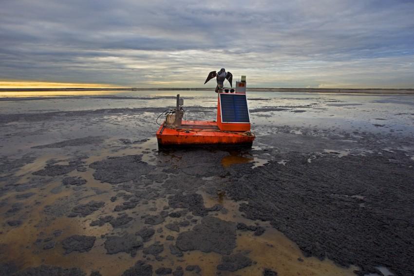 Balsa de residuos, Canadian Oil Sands