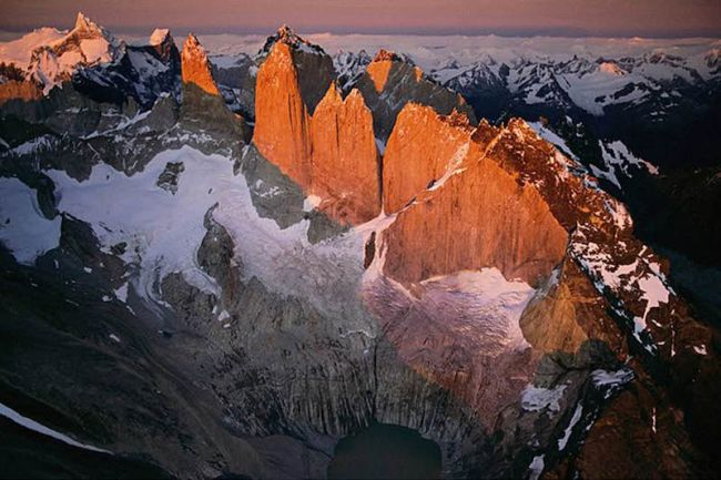 Torres del Paine National Park    © Peter Essick
