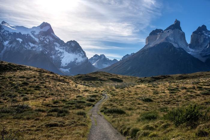 Parque Nacional Torres del Paine. Foto: Constanza Alvarez